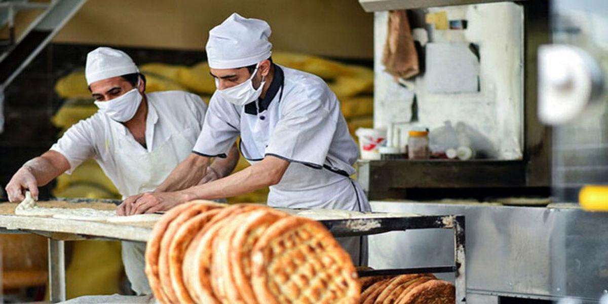 فوری: نان در مدار گرانی قرار می گیرد  نان سنگک گران می شود