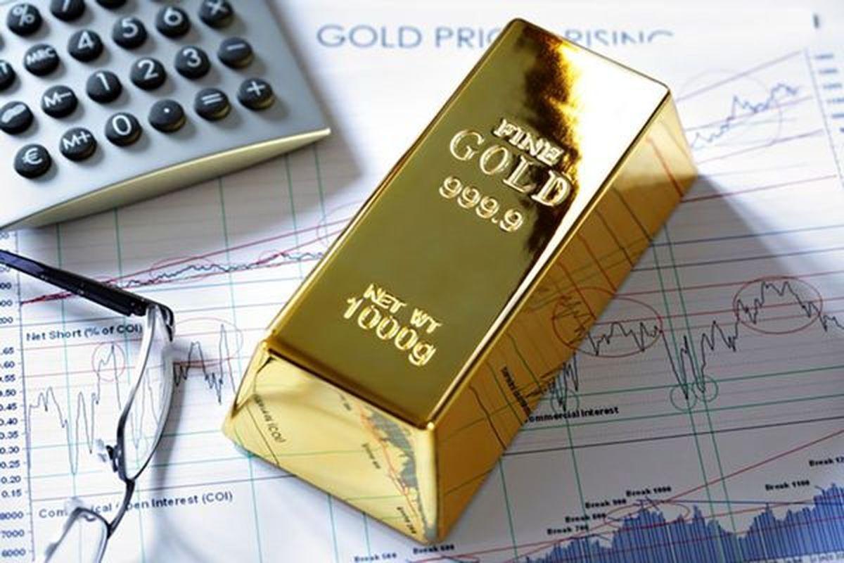 سرمایه گذاران خوش بین به طلا شدند / جزئیات