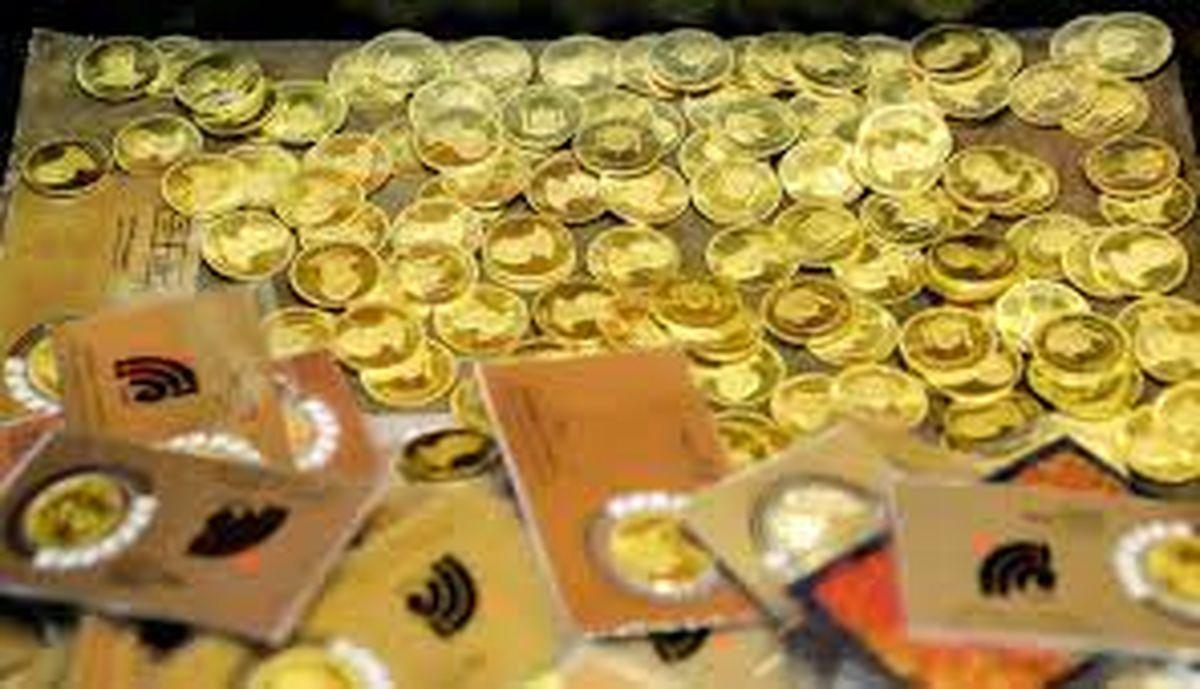 قیمت سکه امروز 22 مهر 1400| سکه امامی گران شد