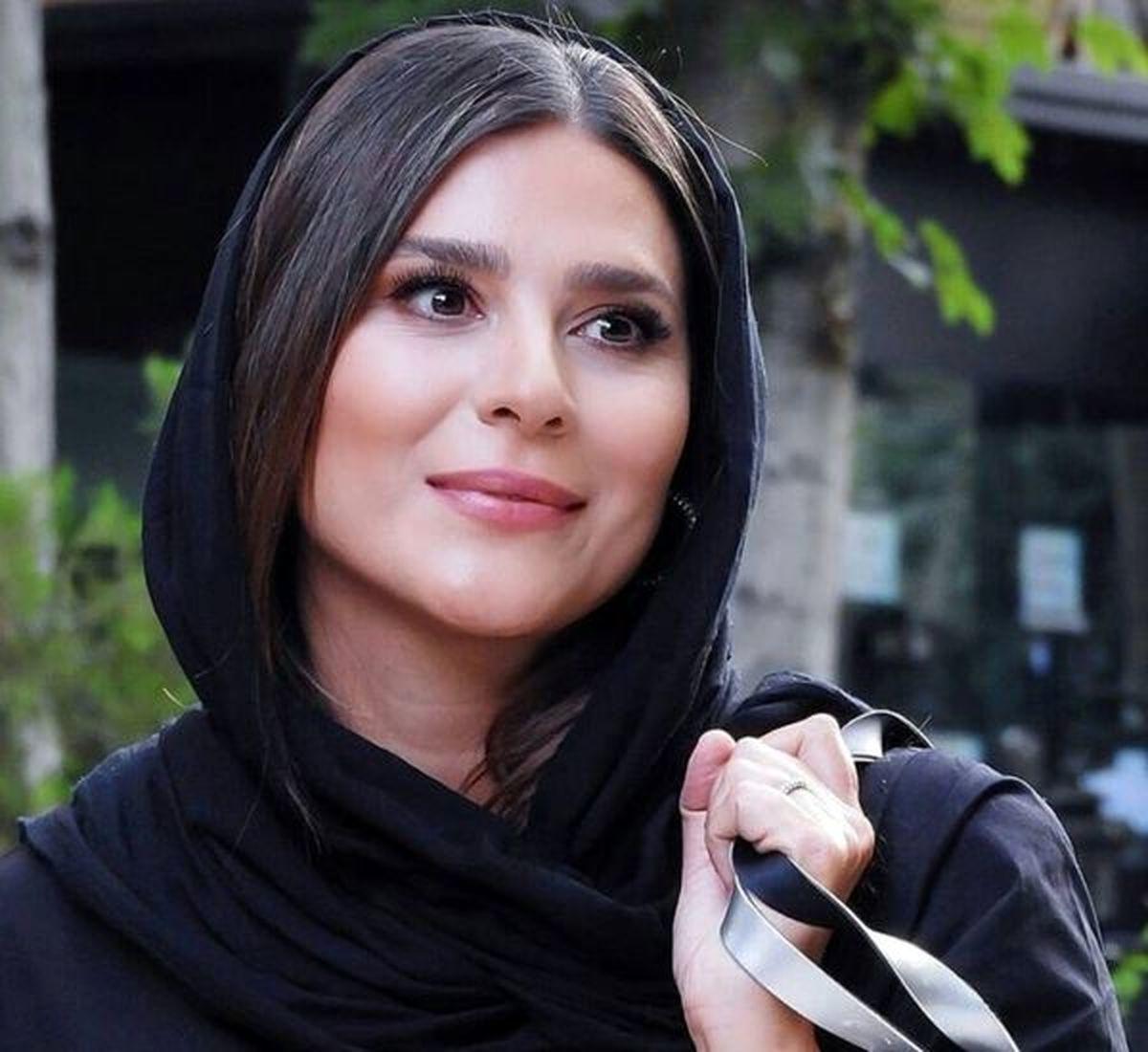 سحر دولتشاهی به عشق خود اعتراف کرد  عکس