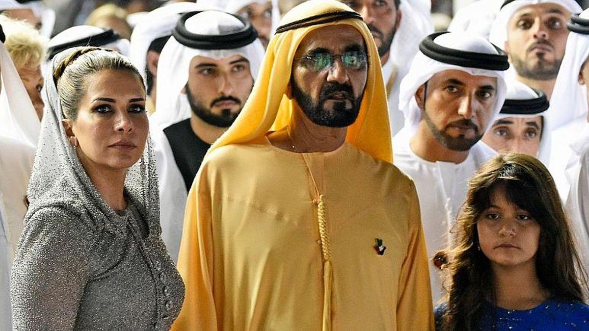 اخبار روز: حاکم دبی موبایل همسرش را هک کرد