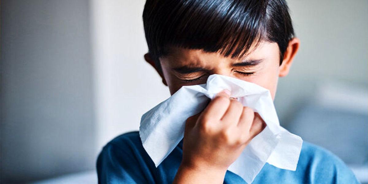 هشدار: ویروس های زمستانی در کمین کودکان