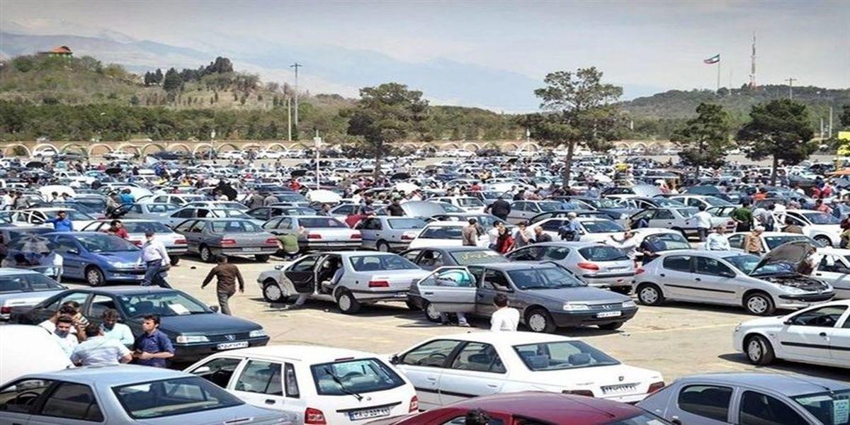تیک آف قیمت خودرو در بازار راکد