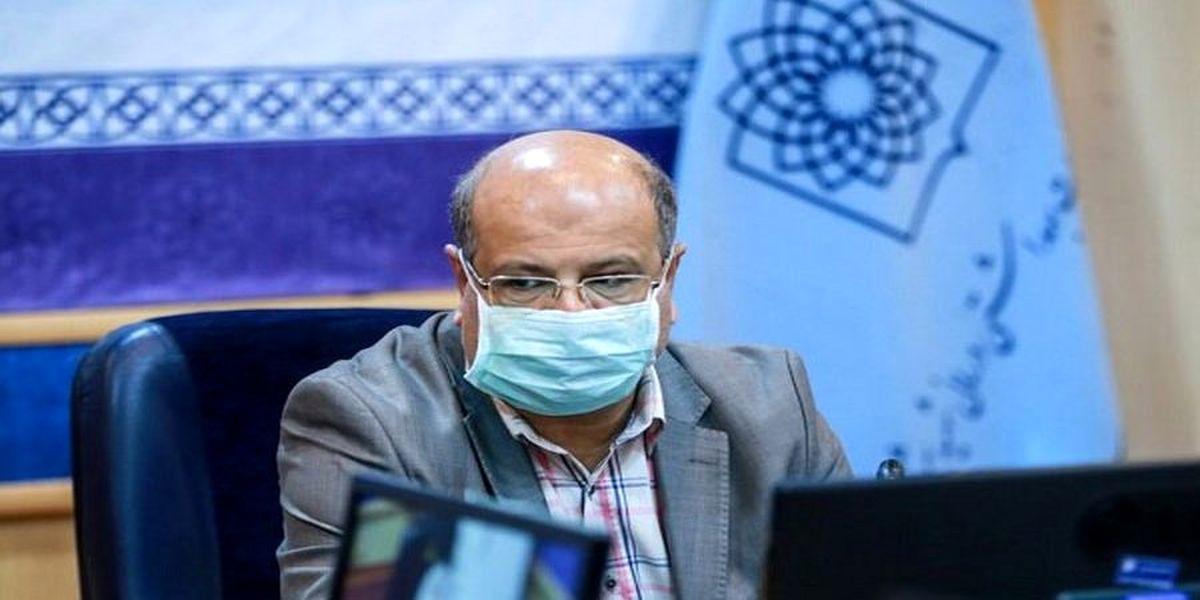 جولان لامبدا در تهران آژیر خطر لامبدا در تهران به صدا در آمد
