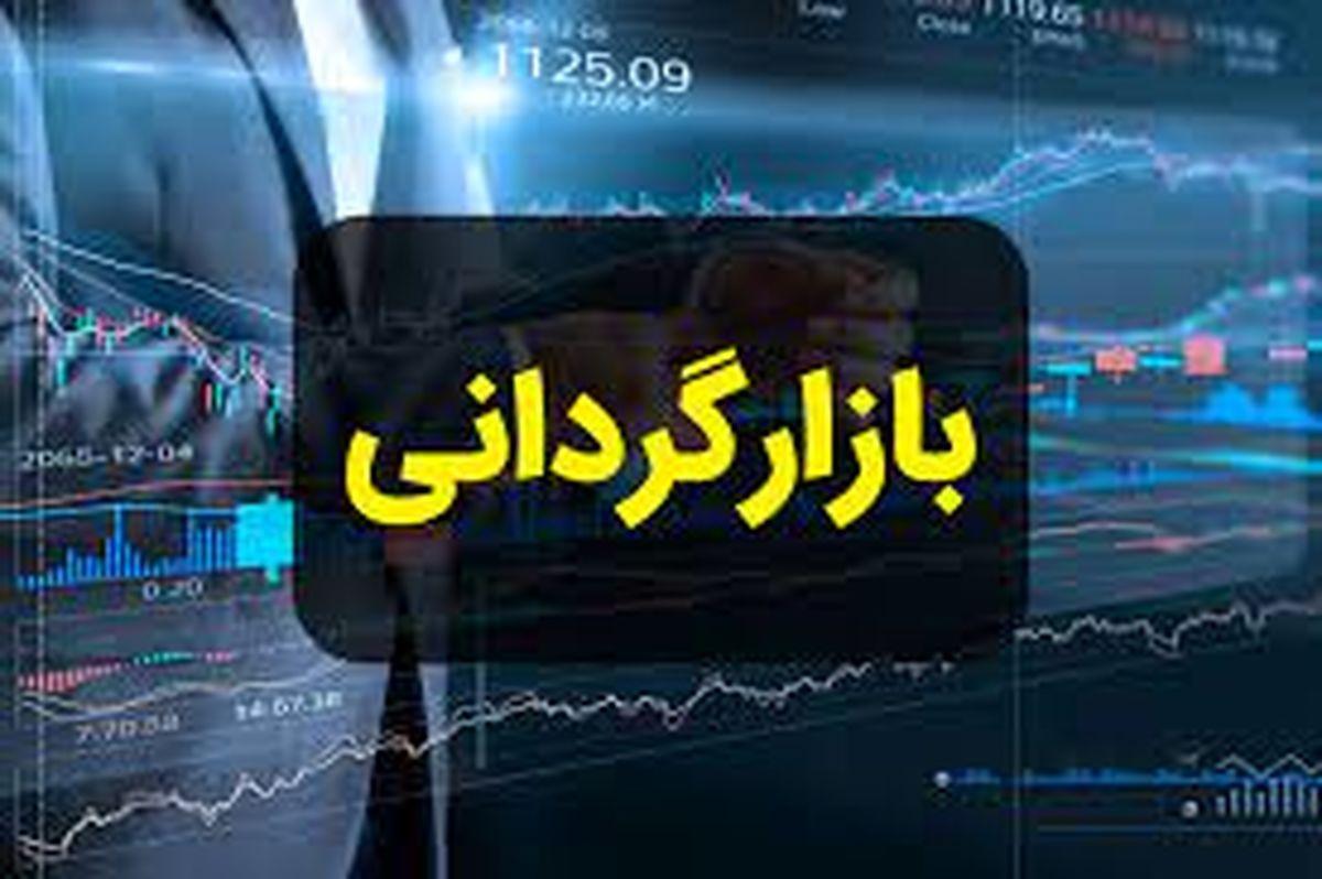 عملیات بازارگردانی دو شرکت بورسی