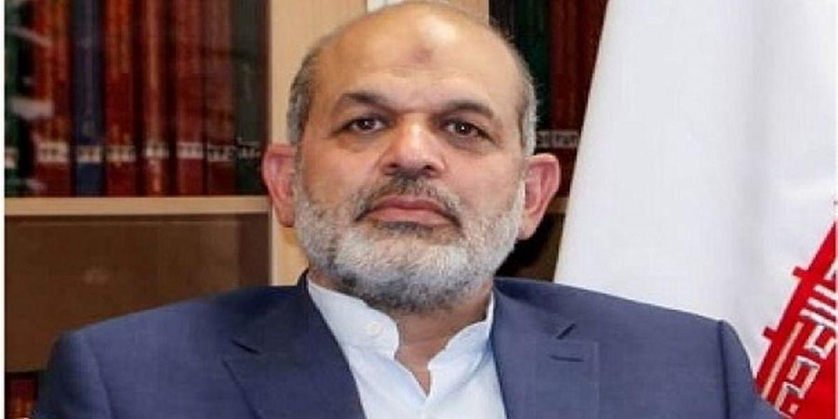 فوری: رئیس شورای امنیت منصوب شد