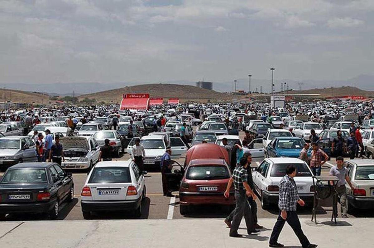 قیمت خودرو تحت تاثیر تعطیلات کرونایی
